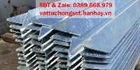 Cọc tiếp địa V63x63x6 mạ kẽm nhúng nóng